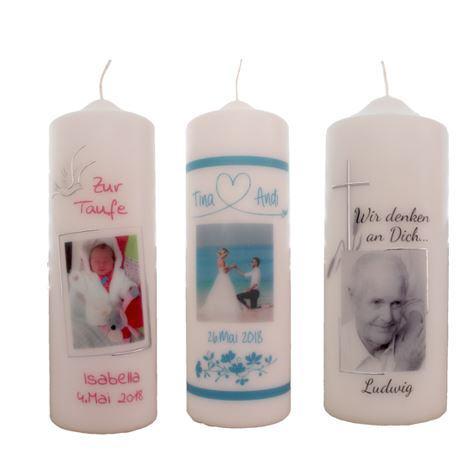 Kerzen Online Gestalten.Kerzen Im Online Shop Kaufen Deinewunschkerze De